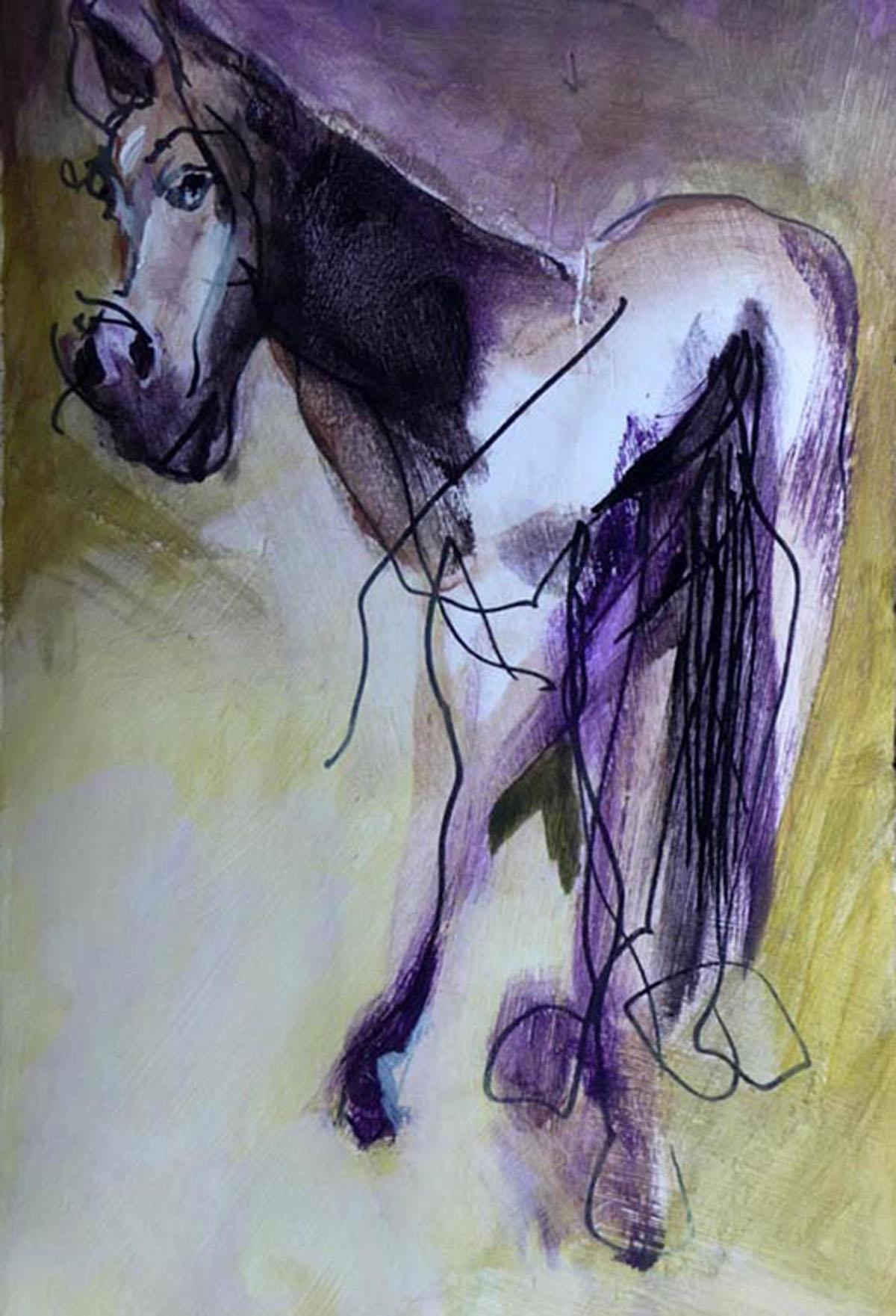 A Horse of Course | Bobbi Kilty | Fine Artist