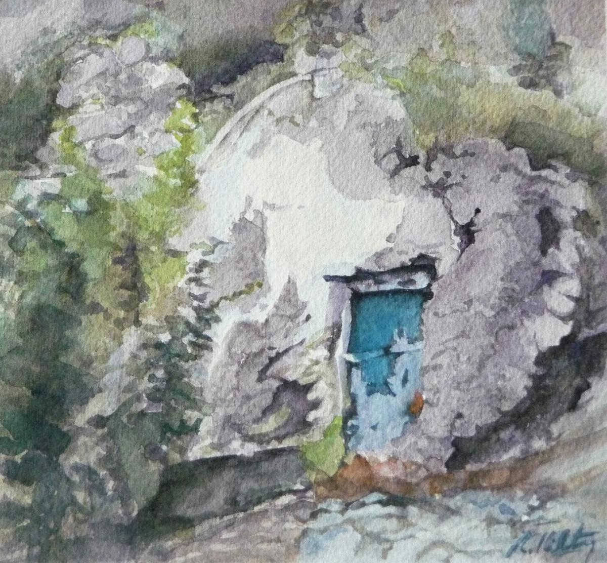 Blu Porta | Bobbi Kilty | Fine Artist