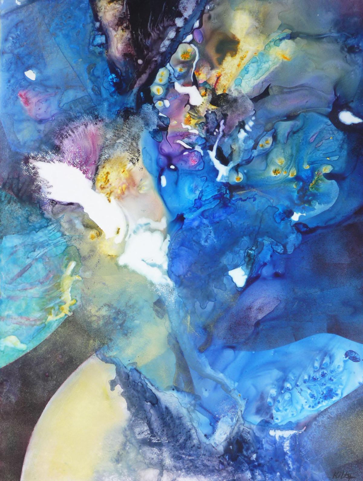 Cosmos | Bobbi Kilty | Fine Artist