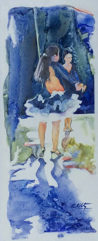 Dancing Feet | Bobbi Kilty | Fine Artist