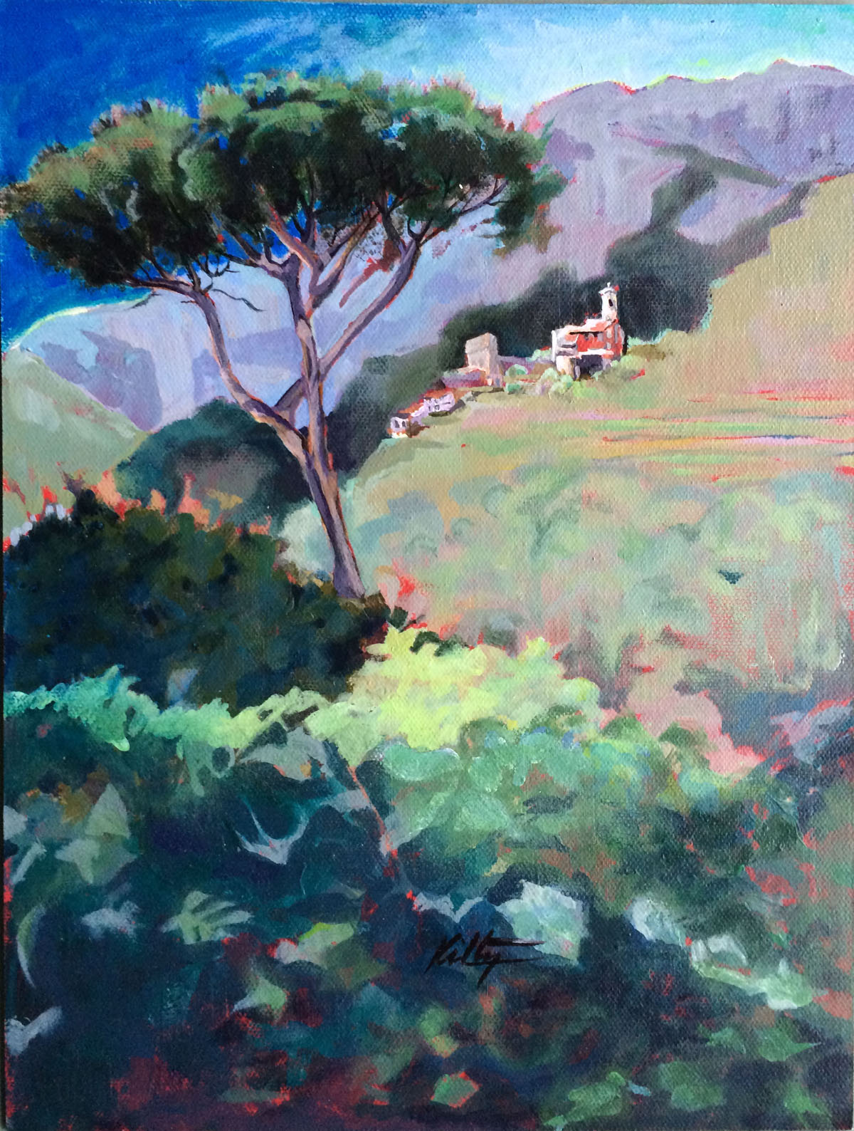 Pascal | Bobbi Kilty | Fine Artist