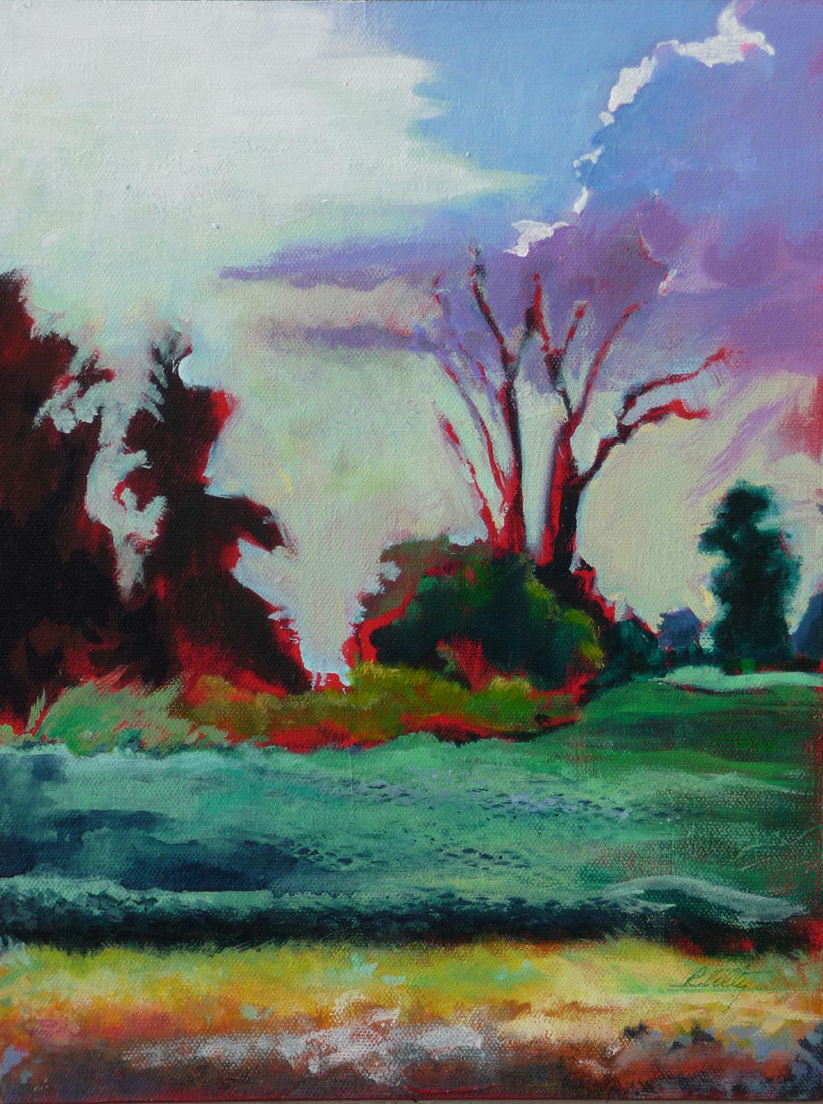 Set Fire to the Rain | Bobbi Kilty | Fine Artist