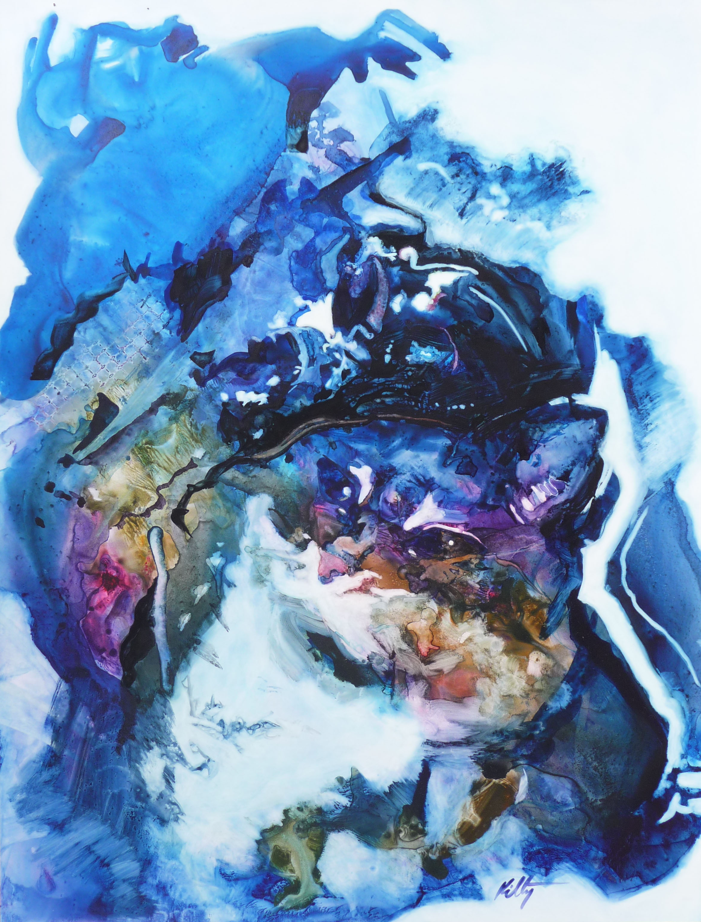 Under Wraps | Bobbi Kilty | Fine Artist