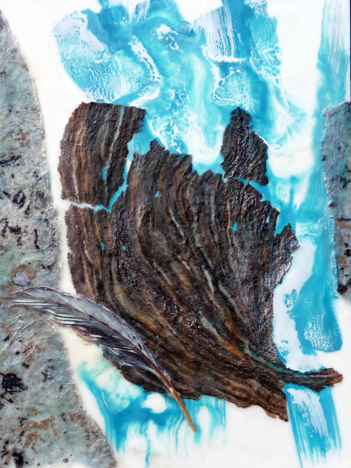 Falling to Earth | Bobbi Kilty | Fine Artist