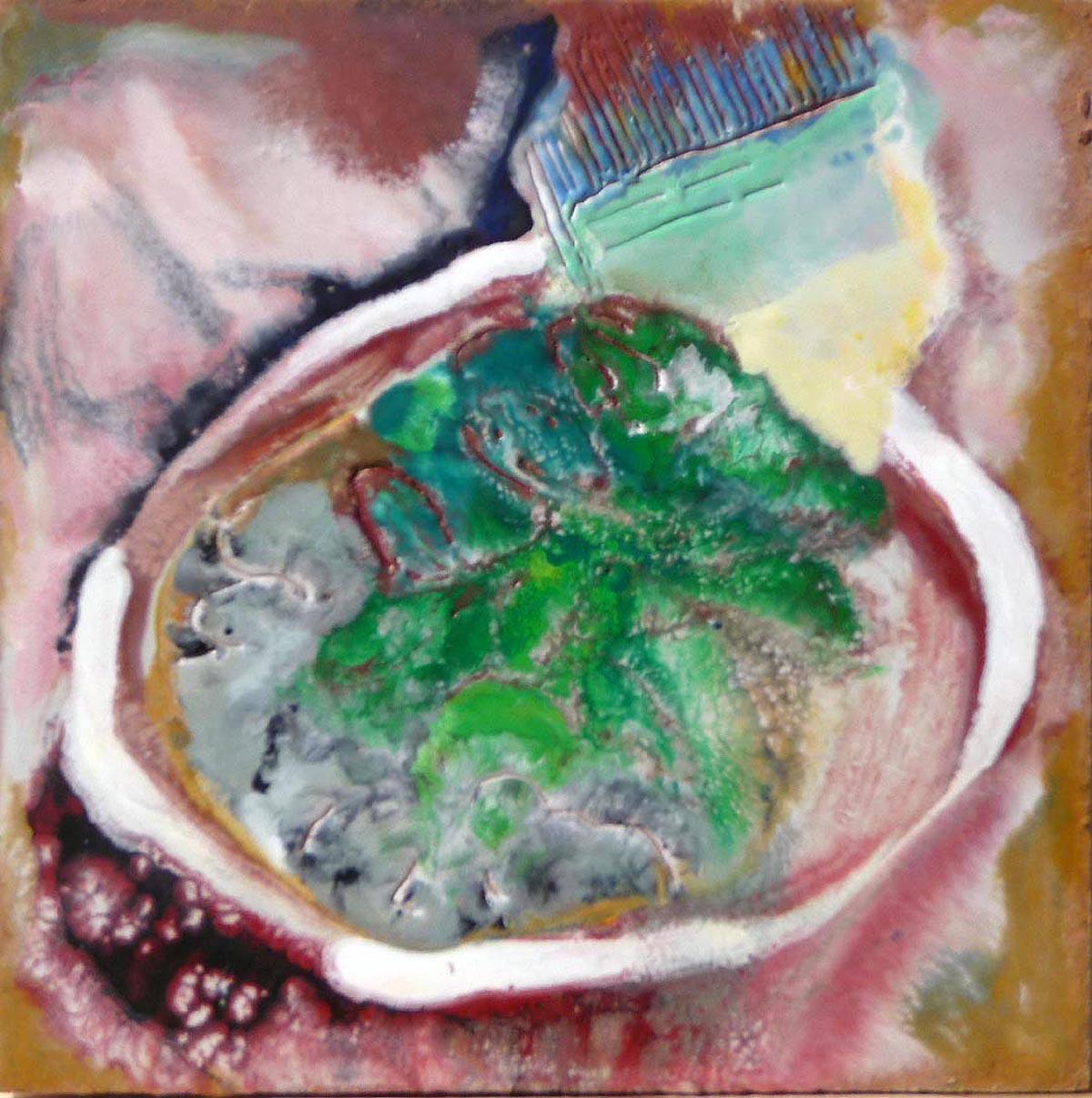 Succulent Pot | Bobbi Kilty | Fine Artist