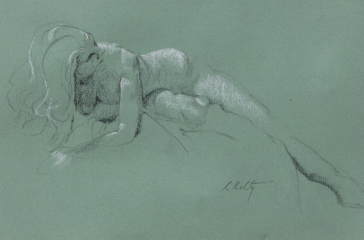 Nude Study | Bobbi Kilty | Fine Artist