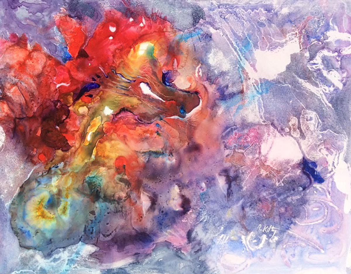 Emergence | Bobbi Kilty | Fine Artist