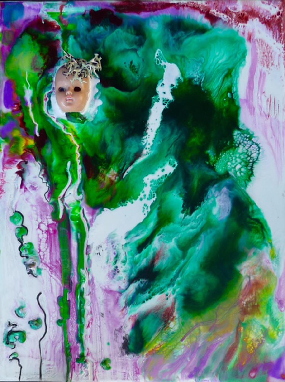 Wood Sprite | Bobbi Kilty | Fine Artist