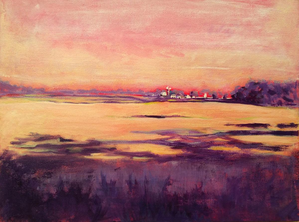 Golden Fields | Bobbi Kilty | Fine Artist
