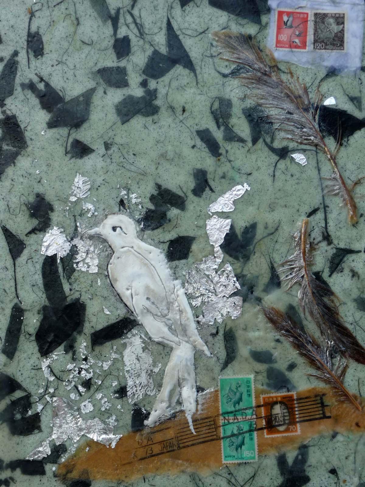 Silver Bird | Bobbi Kilty | Fine Artist