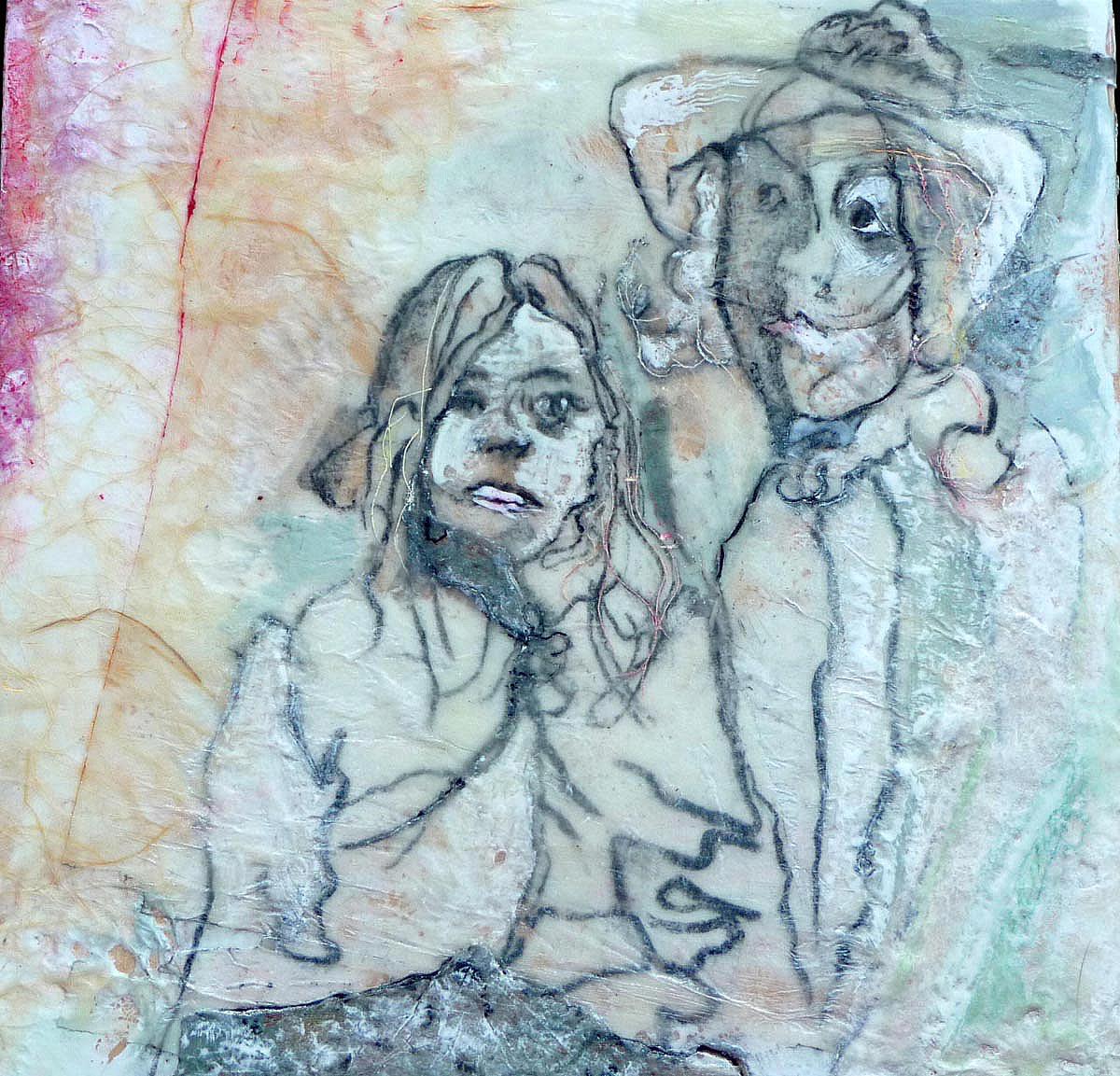 Sisterhood | Bobbi Kilty | Fine Artist
