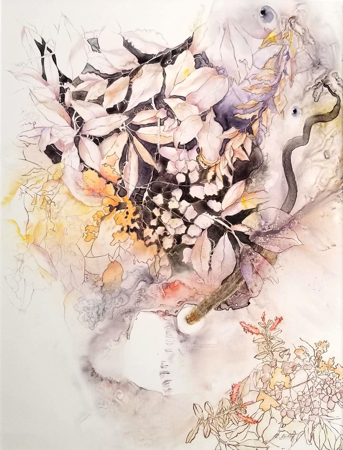 Autumn Leaves | Bobbi Kilty | Fine Artist