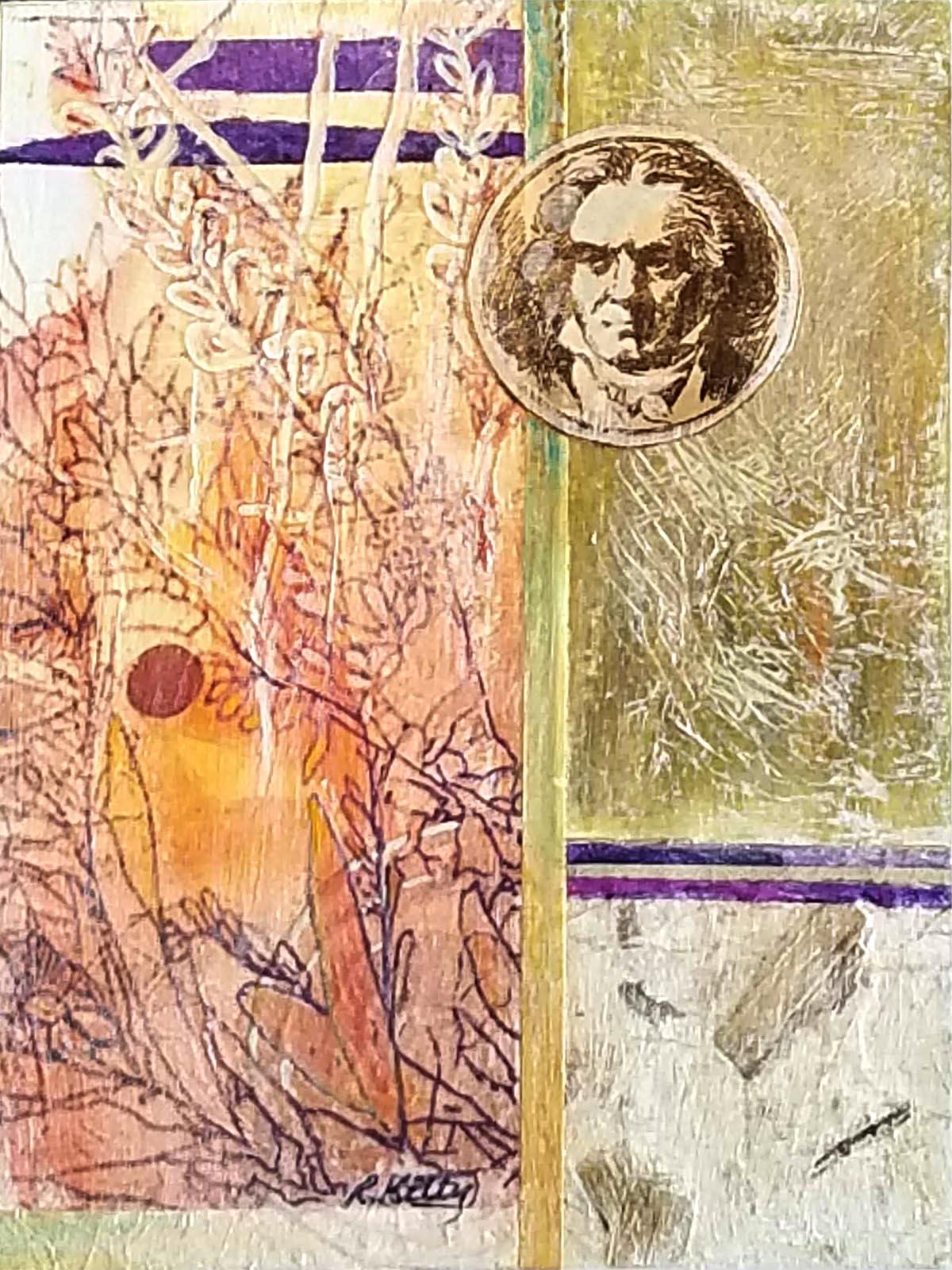 Beethoven at Sunset | Bobbi Kilty | Fine Artist