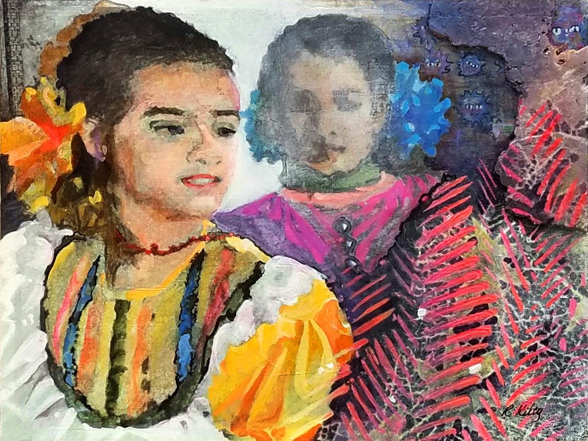 Fiesta in Old Town San Diego | Bobbi Kilty | Fine Artist