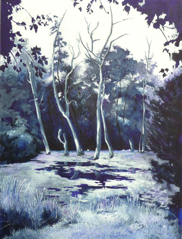 Moonlit Night | Bobbi Kilty | Fine Artist