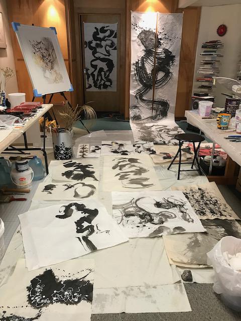 Zenwork | Bobbi Kilty | Fine Artist